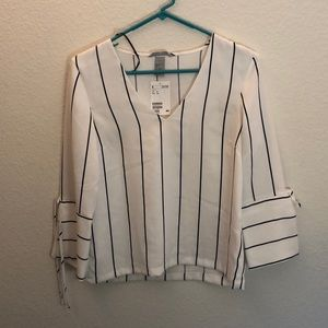 Striped Top- New With Tags!